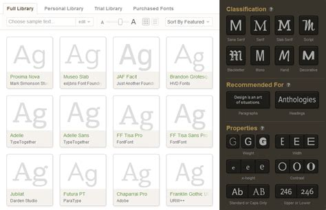 Best Fonts For Web Pages Choosing The Best Fonts For Your Site