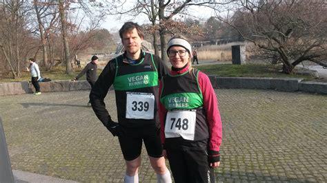 27 Lauf Im Britzer Garten, 280216  Vegan Runners