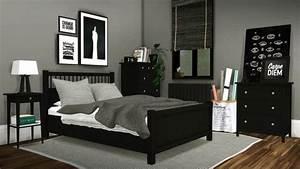 Schlafzimmer Set Ikea : mxims ikea hemnes sims 4 downloads sims 4 furniture sims 4 sims schlafzimmer ~ Orissabook.com Haus und Dekorationen