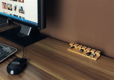 cord holder for desk simple cord management solutions that can make life easier