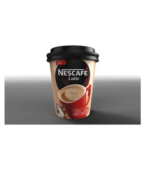 Nescafe Latte Express Instant Coffee Powder 25 gm Pack of 6 Deals & Coupons   Thuttu