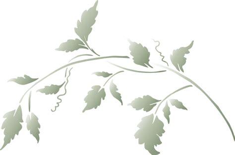 painting stencil stylish vine walls stencils plaster