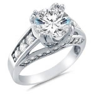 how to the cubic zirconia wedding rings white gold ring review - White Gold Cubic Zirconia Engagement Rings