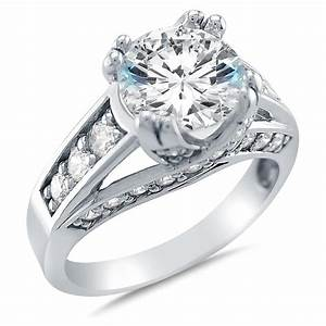 how to pick the cubic zirconia wedding rings white gold With wedding rings cubic zirconia