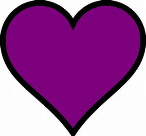 Purple Heart Clipart