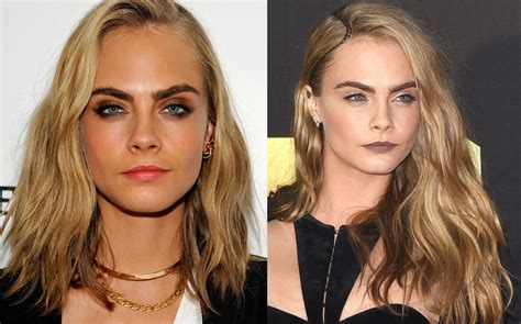 biggest celebrity hair transformations   glamour