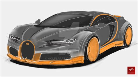 Draw the outline of the bugatti in the shape we show in the first step of this tutorial. Bugatti Veyron Drawing at GetDrawings   Free download