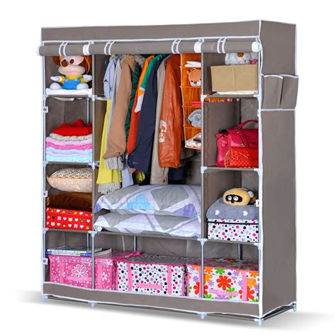 Great Portable Storage Closets For Clothes Roselawnlutheran