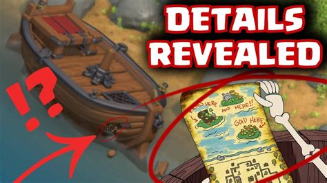 Clash Of Clans Broken Boat Update by Clash Of Clans New Broken Boat Leaked Details Reveal