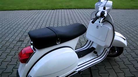 vespa px 150 vespa px 150 11 roller scooter weiss 2011