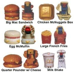 coolest mcdonalds happy meal toys  history