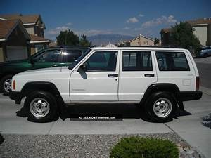 2000 Jeep Cherokee Right Hand Drive Factory Se Sport
