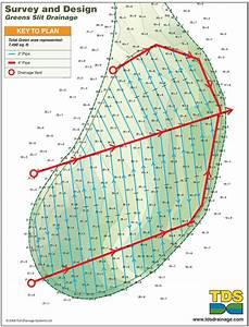 Turf Drainage Systems Ltd   Existing Green Drainage