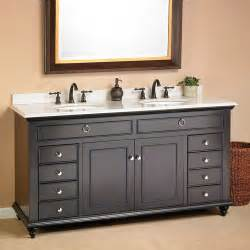 60 Inch Bathroom Vanity Single Sink by 25 Best Ideas About Double Sink Vanity On Pinterest