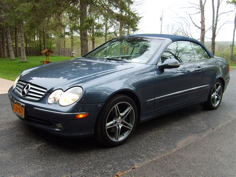 Auction lot u127, indianapolis, in 2014. 2005 Mercedes-Benz CLK-Class - Pictures - CarGurus