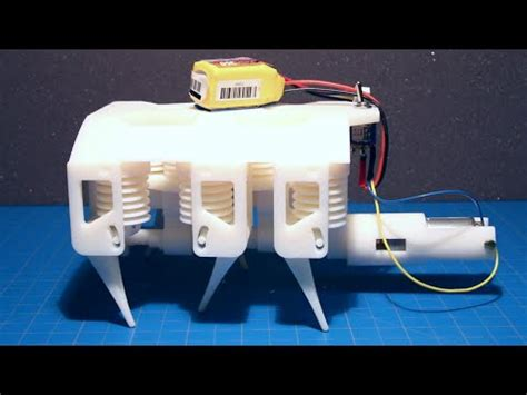 csail a 3dprinted hydraulic robot do it yourself india