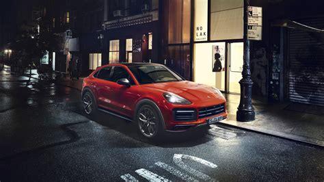 Porsche Cayenne 4k Wallpapers by Porsche Cayenne Coupe 2019 4k Wallpaper Hd Car