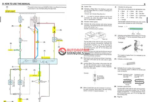 Toyota Rav Electrical Wiring Diagram Auto