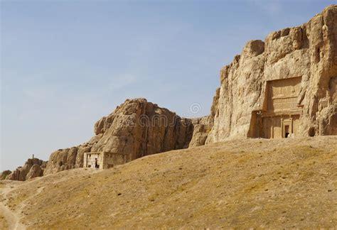 Re Persiani by Tomba Di Re Persiani Darius Ii A Naqsh E Rustam In Sh