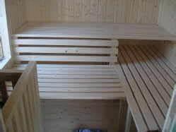 Sauna Selber Bauen : sauna und holzunterstand als gartenhaus im garten selber bauen ~ Watch28wear.com Haus und Dekorationen
