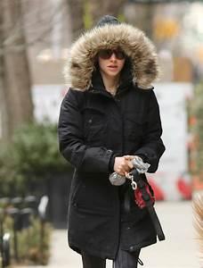 Amanda Seyfried Walks Her Dog in NYC – Celeb Donut