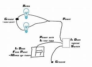 Dim Driving Lights After Install-help