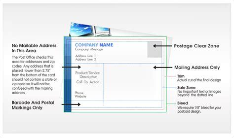 Free Postcard Templates Peerpex Postcard Template Usps