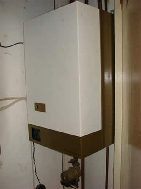 Replace Old Gas Boiler with Combi and discon old Tank