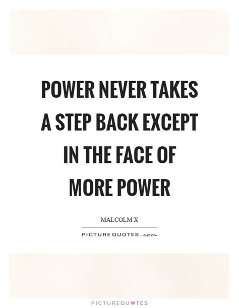 Never Step Back Quotes