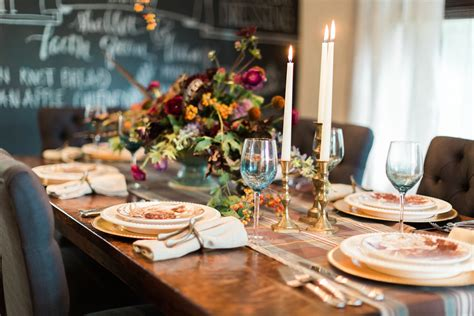 dream thanksgiving table decorating tips