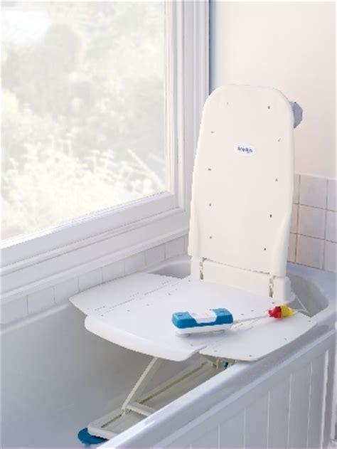 siege de bain electrique siège releveur de bain sonaris