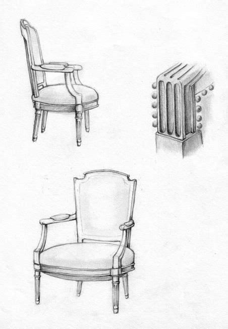 dessin d une chaise les 25 meilleures idées de la catégorie croquis au crayon sur croquis crayon