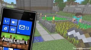 descargar minecraft para windows phone