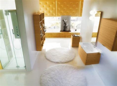 Tapis-rond-salle-de-bain
