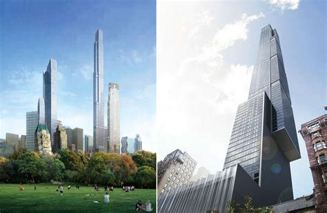 Central Park Tower's Luxurious Details Uncovered
