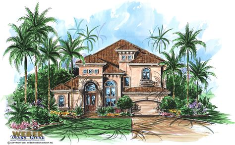 mediteranean house plans tuscan house plans luxury home plans