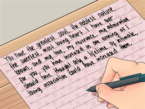 How To Start A Love Letter (with Examples)