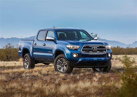 Toyota Tacoma Double Cab Specs 2018 2018 2017 2018
