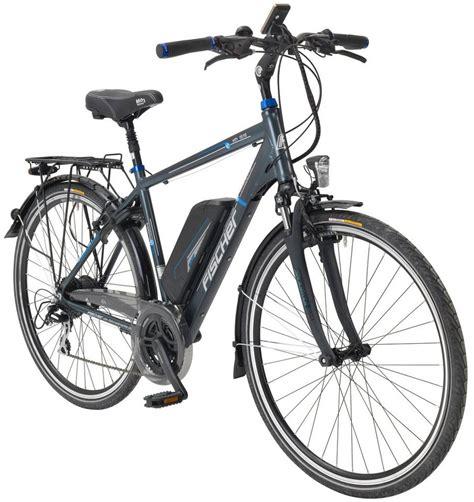 fischer e bike ersatzteile fischer fahrraeder e bike trekking herren 187 eth 1616 171 28 zoll 24 heckmotor 418 wh