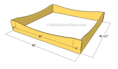 pyramid planter plans myoutdoorplans  woodworking plans  projects diy shed wooden