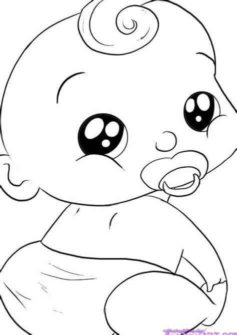 cartoon baby cute baby boy cartoon pictures  drawing