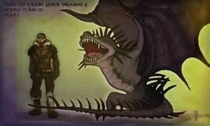 Httyd Skrill Dragon
