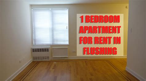 1 bedroom apartment for rent in flushing nyc