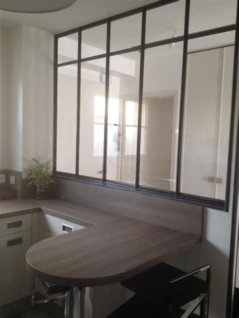 cuisine ouverte sur entr馥 17 meilleures images à propos de projet verrière entre entrée et cuisine sur industriel fenêtres intérieures et fenêtre