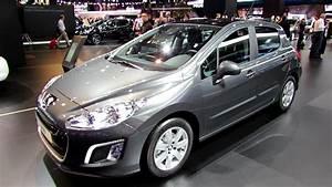 308 Sw 2013 : 2013 peugeot 308 allure cdi exterior and interior walkaround 2012 paris auto show youtube ~ Maxctalentgroup.com Avis de Voitures
