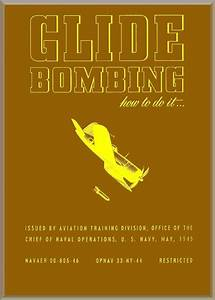 Aircraft Bombing Manual Used By Theus Navy Training