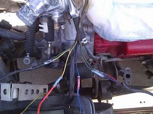 Help Identifying Some Wiring On A Galant Vr4