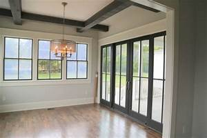 Consider Black Windows and Doors To Punctuate Your Color