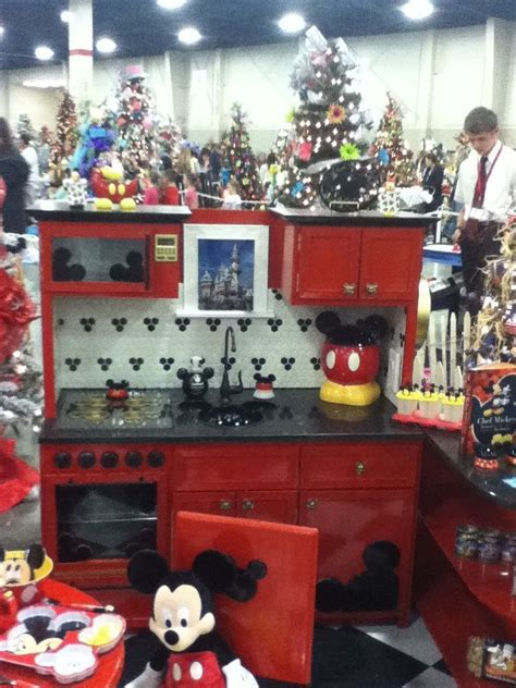 Mickey Mouse Kitchen Decor   Cute Mickey Mouse kitchen for