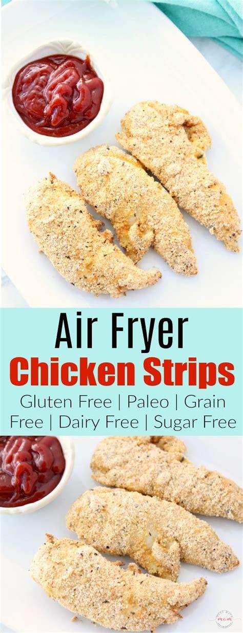 chicken strips gluten recipe fryer air paleo recipes easy bread teriyaki healthy related posts bowl dinner